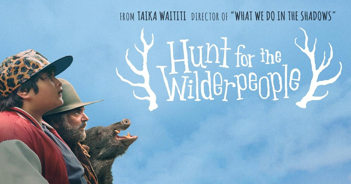 hunt for the wilderpeople free stream