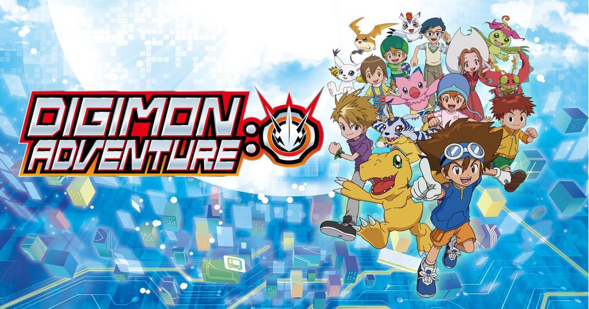 Digimon Adventure 02 Stream