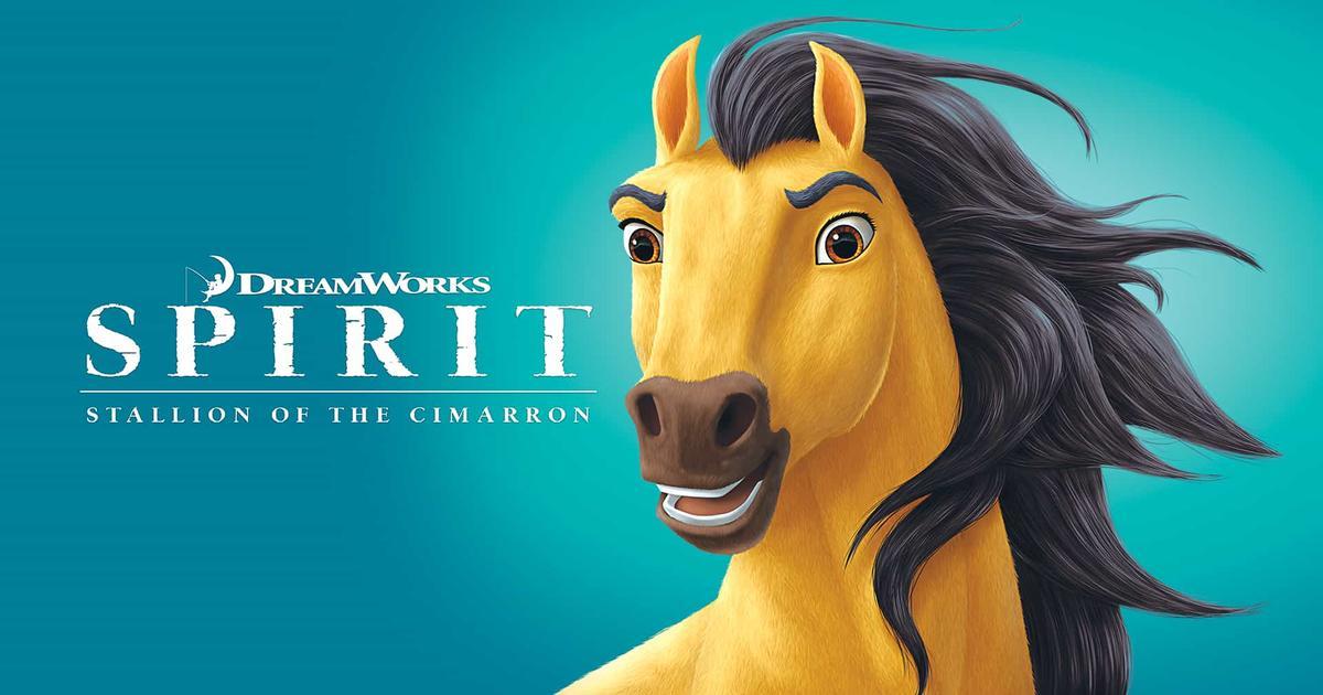 gambar poster film Stallion of the Cimarron