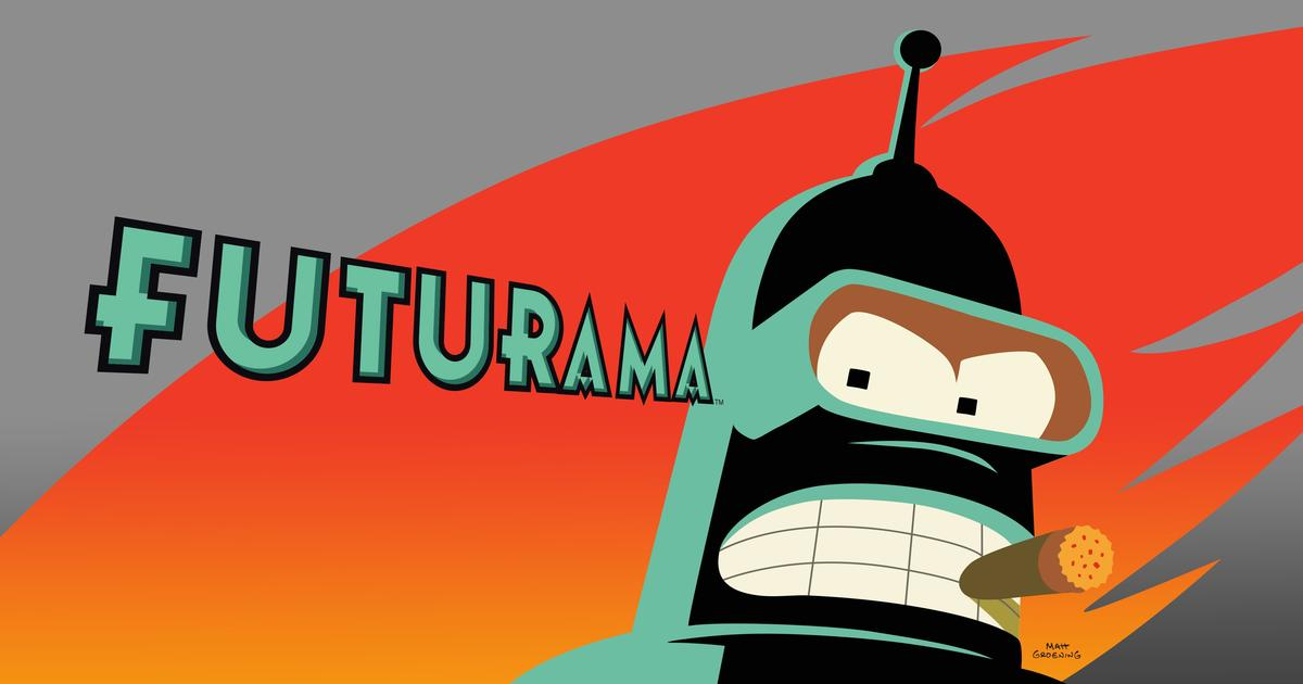 watch futurama online free season 4