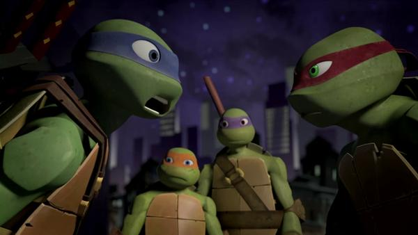 Watch Teenage Mutant Ninja Turtles Streaming Online Hulu Free